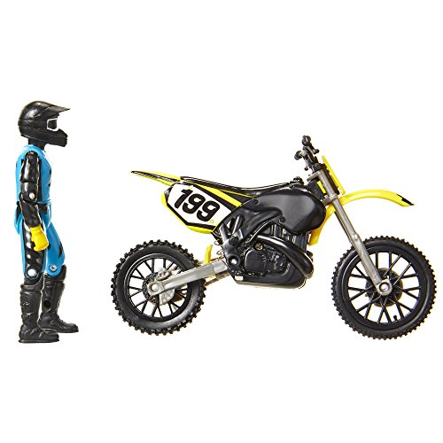 MXS Boys Travis Pastrana SFX Bike & Rider Set by MXS (Image #3)