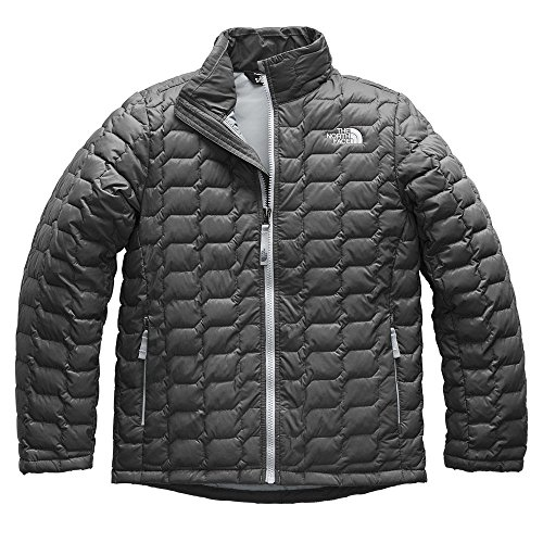 The North Face Kids Boy's Thermoball¿ Full Zip (Little Kids/Big Kids) Graphite Grey ()