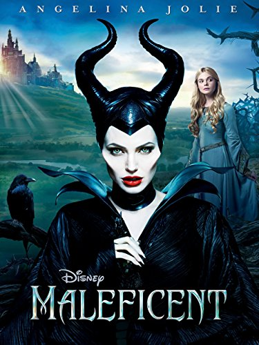 DVD : Maleficent (Plus Bonus Features)