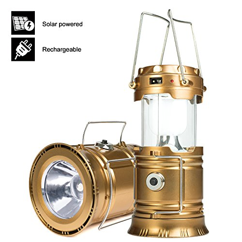 Rechargeable Solar Lamp in US - 8