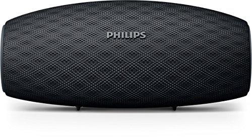Philips Everplay BT6900B – Altavoz Bluetooth (Potente y portátil de pie, Resistente al Agua, con micrófono, Correa USB…