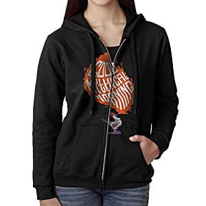 AASD Women's Good Mythical Morning Rhett Link Full Zip Fleece Hoodie