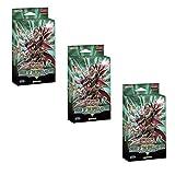 Konami Yu-Gi-Oh! TCG: Order of The Spellcasters Structure Decks (3 Decks)