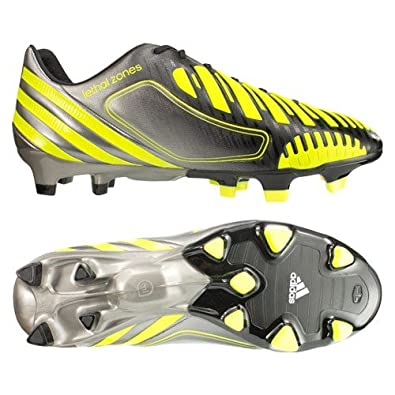 sale retailer 0a660 36a4b Adidas Predator LZ TRX FG Mens Soccer Cleats (6.5, Bright Gold Running White
