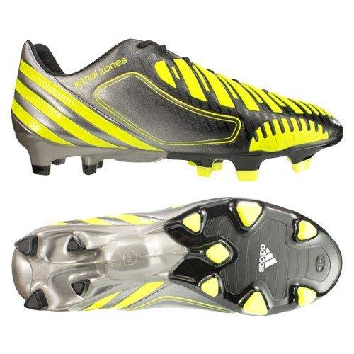 Zapatillas De Fútbol Adidas Predator Lz Trx Fg Negras / Lablim / Neirme / Noir / Civela / Fen