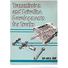 Transmission and Driveline Developments for Trucks/Sp-893
