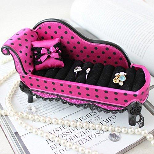 jacki-design-polka-dot-romance-lounge-chair-ring-holder-hot-pink-jgs22997