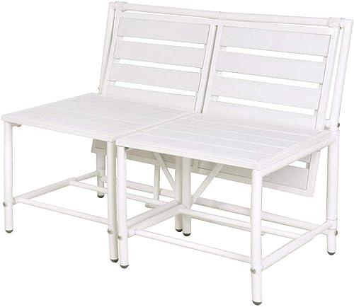 Esschert Design BL064 Convertible Foldable Bench
