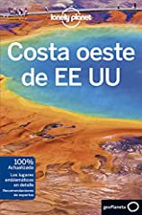 Spanish language edition of Lonely Planet's Western USA 4