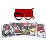 Matt Ryan Football Cards (5) Assorted Bundle - Atlanta Falcons Trading Card Gift Set