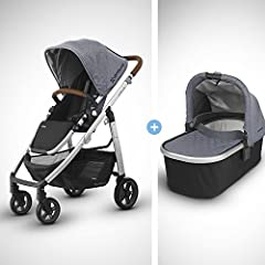 Through love and new life the UPPAbaby Full-SizeCRUZ stroller issleek and versatile in design. TheCRUZ Stroller is the perfect travel system for any family. TheCRUZ Stroller &Bassinet bundle is the perfect solution for families looking to...