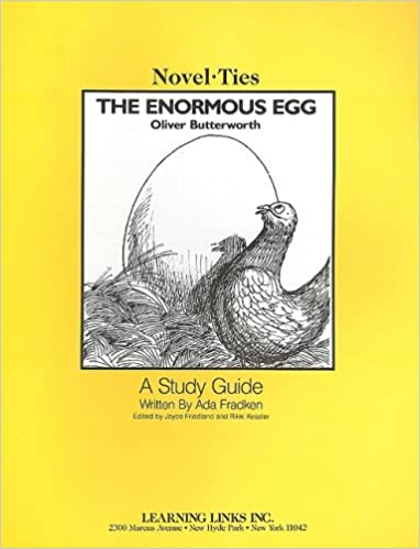 Book The Enormous Egg (Novel-Ties)