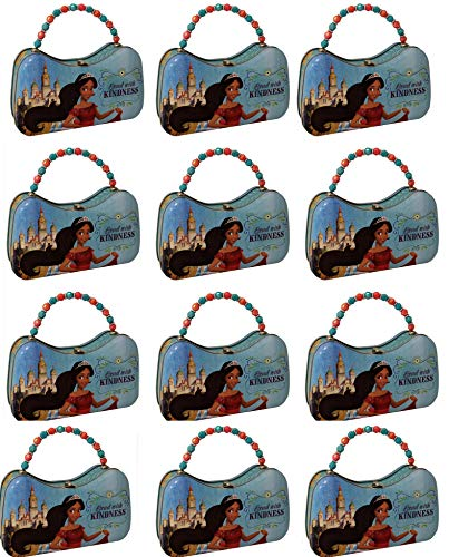 Elena of Avalor Lot of 12 Tins - Purse Carry All ()