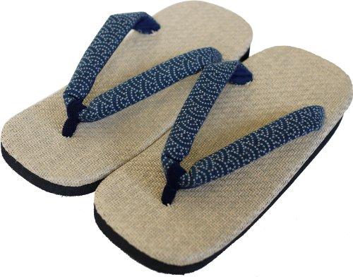 Panama Japanse Sandalen Voor Heren Gemaakt In Japan Setta Zori * Schoenmaat Van Japan * 3