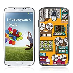 YOYOSHOP [Cool Retro Devices Art] Samsung Galaxy S4 Case
