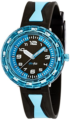Flik Flak Get It In Blue Kinderuhr FCSP016