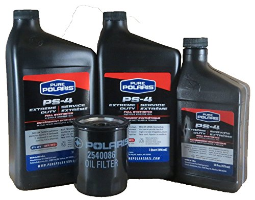 polaris xp 1000 oil change kit - 1