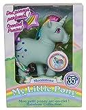 Basic Fun My Little Pony Rainbow Retro Moonstone