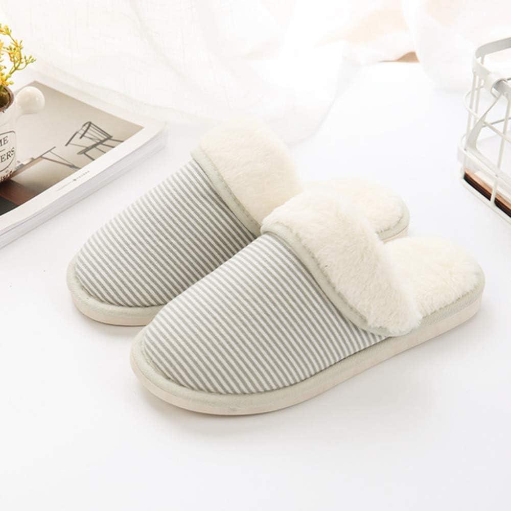 Zapatillas Para Mujer Algodón Slippers,Zapatos Planos Sin Cordones ...
