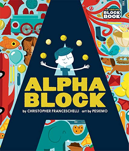Alphablock (An Abrams Block Book) -