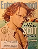 Entertainment Weekly Magazine (September 1, 2017) Outlander: Sam Heughan Cover 1 of 3
