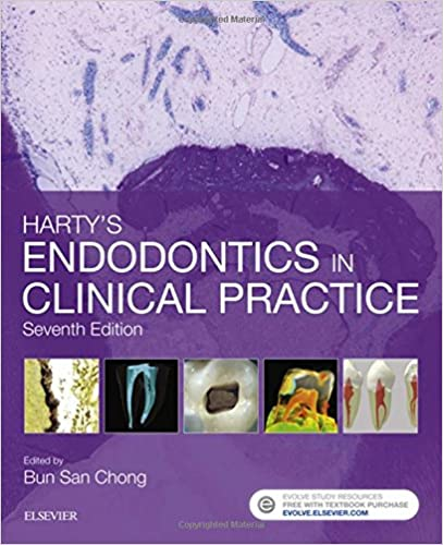 Book Harty's Endodontics in Clinical Practice, 7e