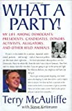 What a Party!, Terry McAuliffe, 0312357877