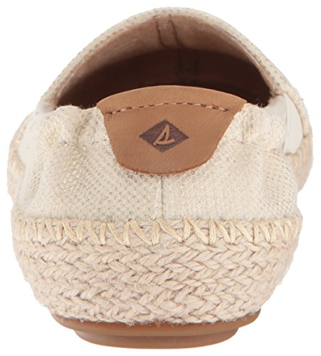 Medium Sunset Ella Women's Us 5 Sperry Linen Moccasin 8 0zx55wFP