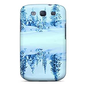 Premium Case For Galaxy S3- Eco Package - Retail Packaging - PWwCSBX852