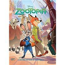 Zootopia: A História do Filme em Quadrinhos (HQs Disney)