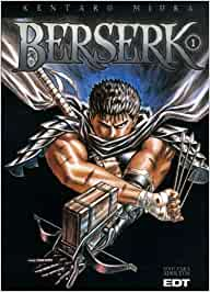 Berserk 1 (Seinen Manga): Amazon.es: Kentaro Miura: Libros