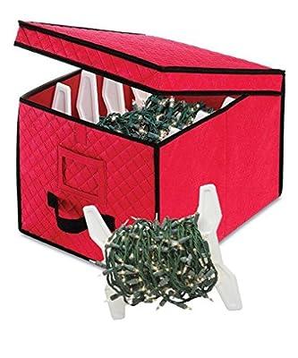 Whitmor Christmas Light Storage Containe (Storage Container, Light Box)