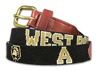 Brewster Belt Company Needlepoint Belt