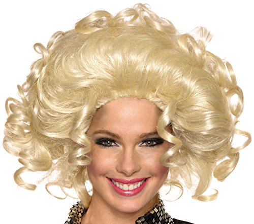 Real Housewife Halloween Costumes (Rubie's Costume Co Women's Patty Melt Wig, Blonde, One)
