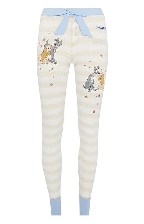 Primark - Pijama - para Mujer Beige marrón Claro L: Amazon.es: Ropa y accesorios