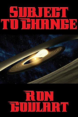 Amazon Subject To Change Ebook Ron Goulart Kindle Store