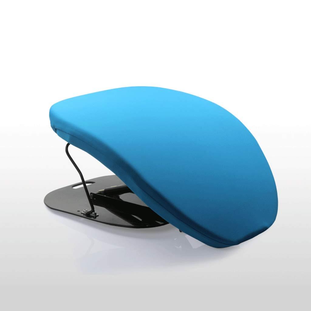 シートアシストクッション、クッション、医療用品、リフティングシート、ウエスト保護、膝パッド、脚の痛みに適した、大人,ブルー 青