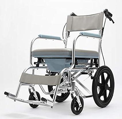El Carro Plegable Multifuncional de la Silla de Ruedas para los Ancianos, con el tocador