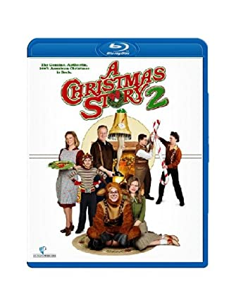 Amazon.com: A Christmas Story 2 (Blu-ray+DVD Combo Pack): Daniel ...