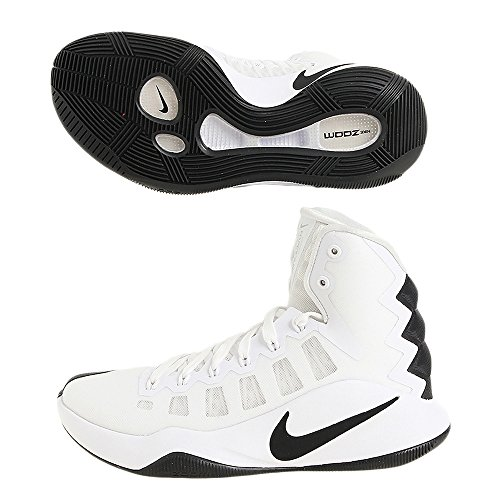 Bianco bianco Da Scarpe Wmn Donne Nike Basket 2016 Hyperdunk Nero Delle bianco Tb xqPUXPYz
