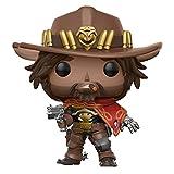 Funko POP Games-Overwatch McCree Toy Figure