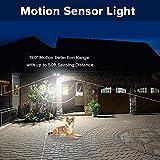 Security Motion Sensor LED Outdoor Flood