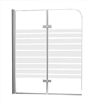 Brease – Mampara de ducha de Frost 120 x 140 (bañera): Amazon.es: Bricolaje y herramientas