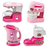 Play Kitchen Set Accessories Pretend Kitchen Playset Toys Review and Comparison