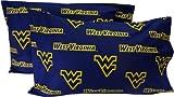 NCAA Pillow Case Set NCAA Team: West Virginia