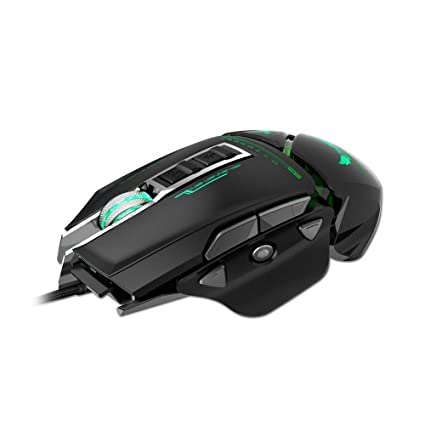 Amazon com: Mechanical USB Wired Gaming Mouse 3200DPI 11