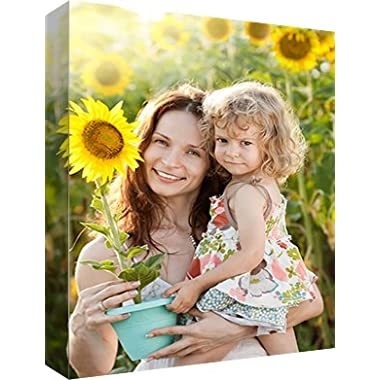 Canvas Champ Photo on Canvas - Image Wrap - 12in X 16in