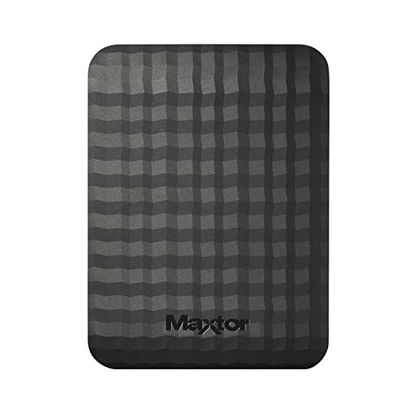 "Maxtor STSHX-M101TCBM - Disco duro externo de 1 TB (2.5"", USB 3.0/3.1 Gen 1) 2"