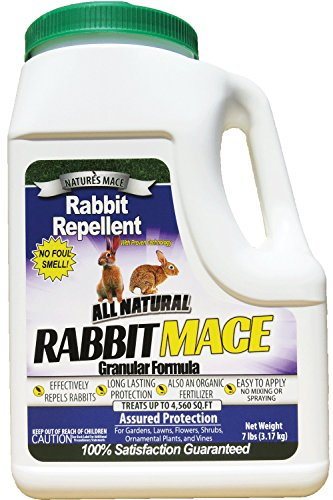 Nature's Mace Rabbit MACE 7lb, Treats 4,560