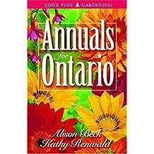 Annuals for Ontario